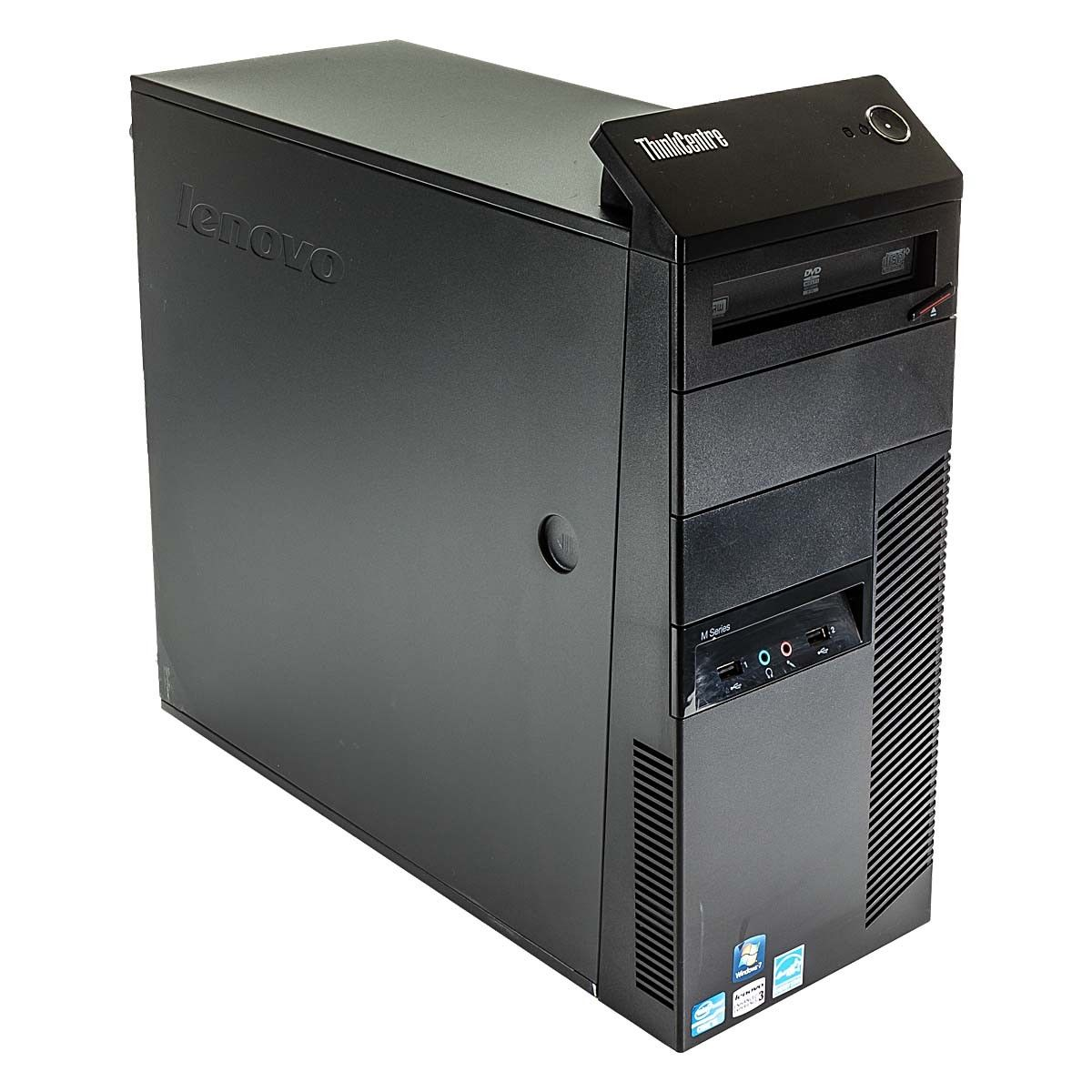 Art. Ordenador Lenovo ThinkCentre M81 Torre (Intel Core i5 2400 3.1GHz/4GB/500GB/DVDRW/W7P)