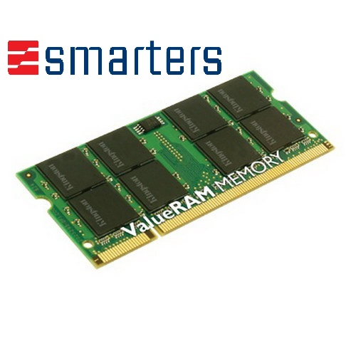 Art. Módulo SO-DIMM DDR3-1333 4GB Smarters (8bit-100%compatible/PORTÁTIL)